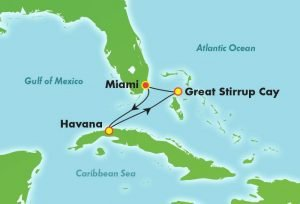 Cuba Itinerary - Norwegian