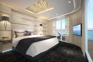 Norwegian Bliss Haven Deluxe Owner Suite