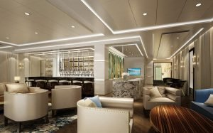Norwegian Bliss Haven Lounge