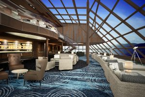 Norwegian Bliss Haven Observation View