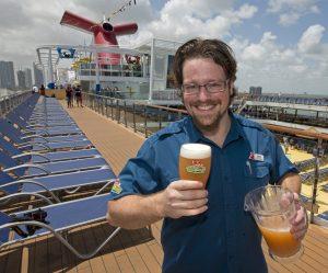 Colin Presby - Carnival Vista Miami Brew