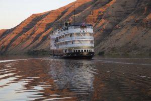 Un-Cruise SS Legacy
