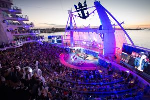 DNCE will headline Royal Caribbean's solar eclipse viewing party