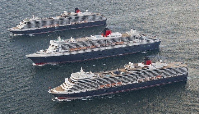 Cunard Receives World's Best Award