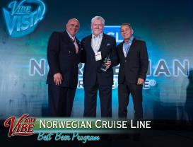 Norwegian Cruise Line is once again in the spotlight for its outstanding onboard beverage program