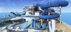 Norwegian Bliss Aqua Park