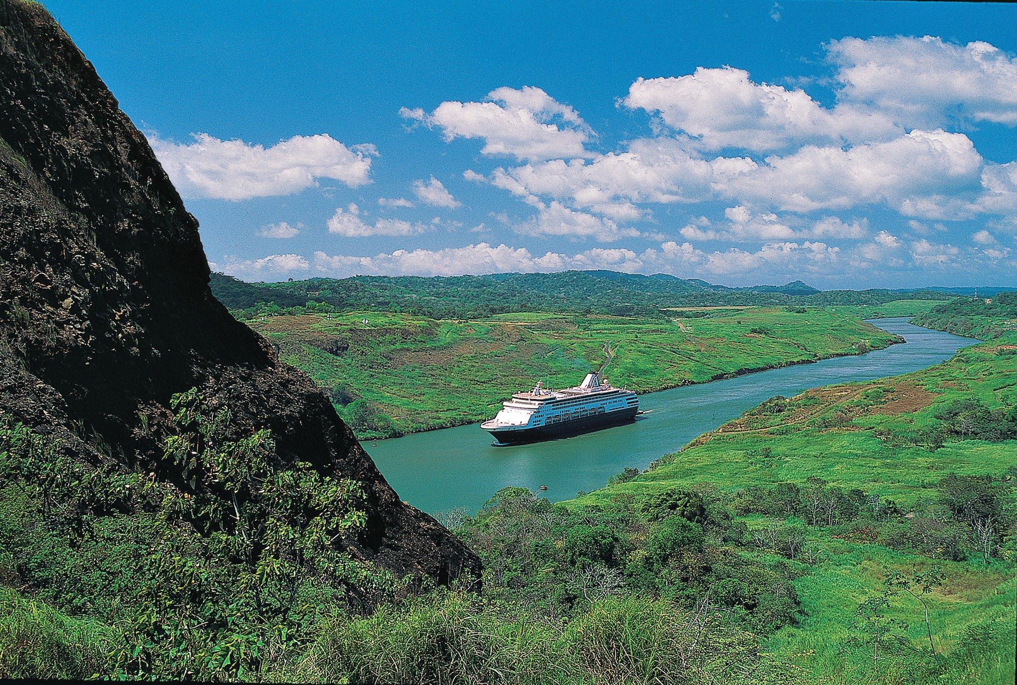 Holland America Panama Canal