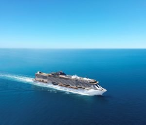 MSC Cruises Celebrates MSC Seaview Float Out