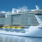 Construction Work Begins On Costa Smeralda, Costa Cruises' First Cruise Ship For Global Market Powered By LNG