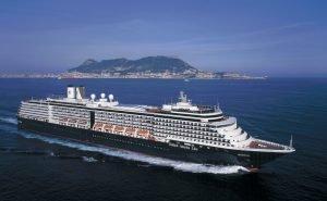 Holland America Noordam Gibraltar