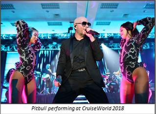 Pitbull on Norwegian