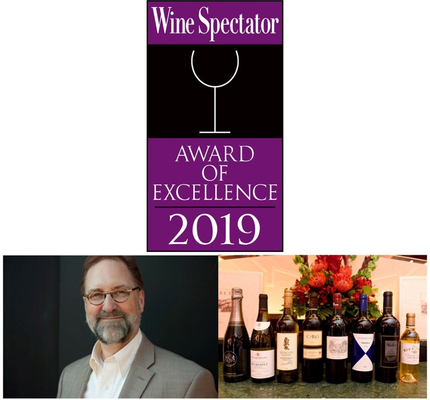 Princess Cruises Earns Wine Spectator 2019 Restaurant